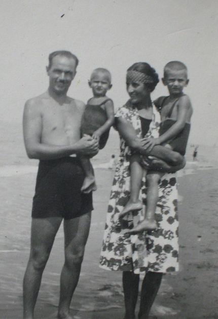 Ferdinando Gentili & family