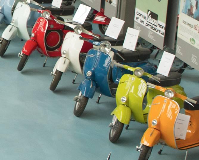 Museo Piaggio - Vespa
